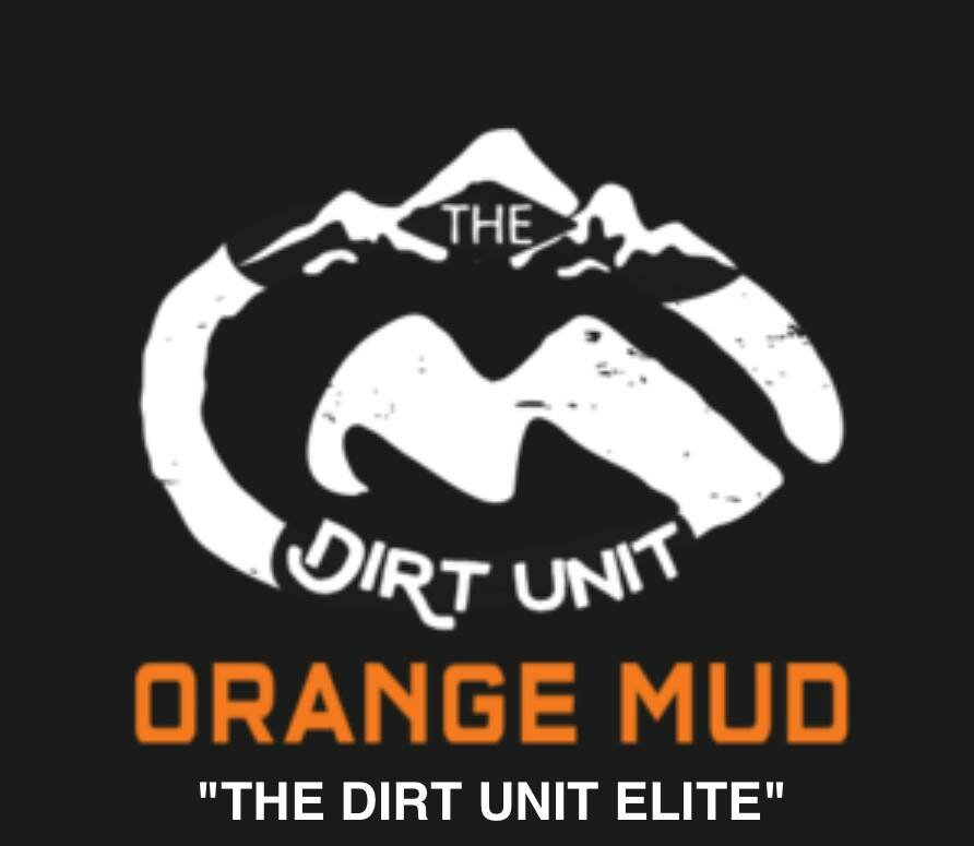 Orange Mud Dirt Unit Elite